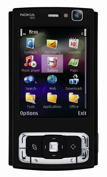The N95Black!