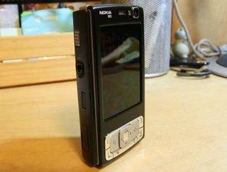 Nokia N95 Classic -Black!