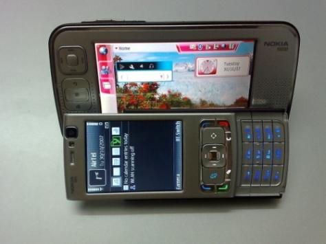 N800 &N95