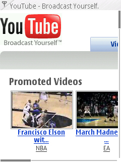 Youtube On S60