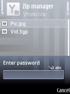 Password Protected!