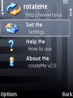 application rotateme n95