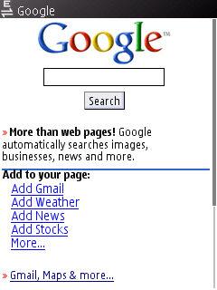 iGoogleMobile