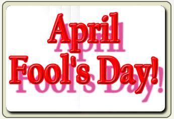 April Fool'sDay!