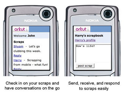 Orkut Mobile