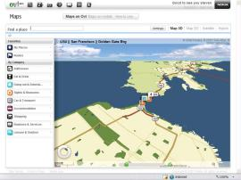 Maps To Intergrate With The Web