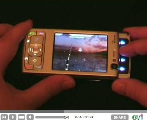 The N95 Does Have Gaming Keys
