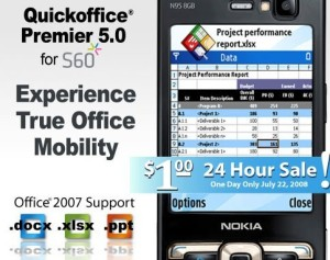 Buy Quick Office For 1$ Just For Today