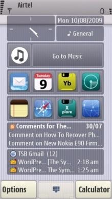 download nokia n97 themes 01 - 8 Novos temas para celulares Nokia s60v5 - n97 e 5800 XpressMusic