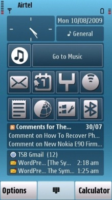 download nokia n97 themes 04 - 8 Novos temas para celulares Nokia s60v5 - n97 e 5800 XpressMusic