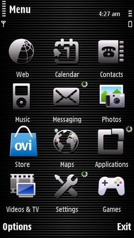 download nokia n97 themes 17 - 8 Novos temas para celulares Nokia s60v5 - n97 e 5800 XpressMusic
