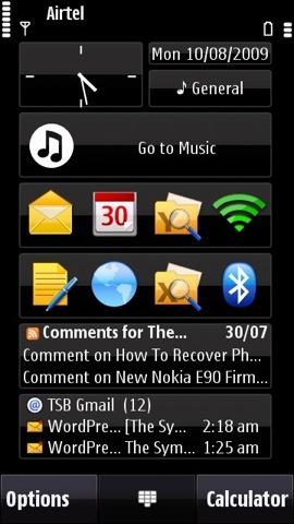 download nokia n97 themes 22 - 8 Novos temas para celulares Nokia s60v5 - n97 e 5800 XpressMusic